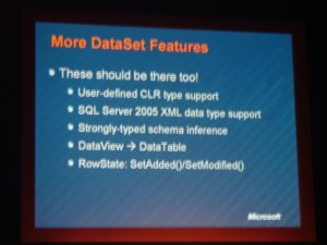 Il nuovo approccio ai data source