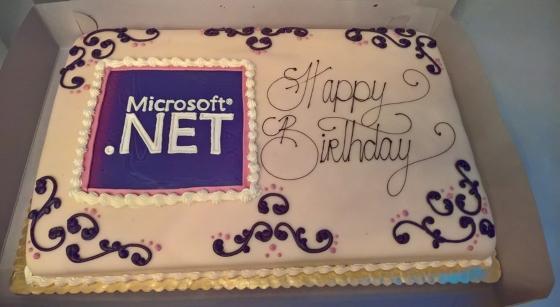 15 anni di .NET